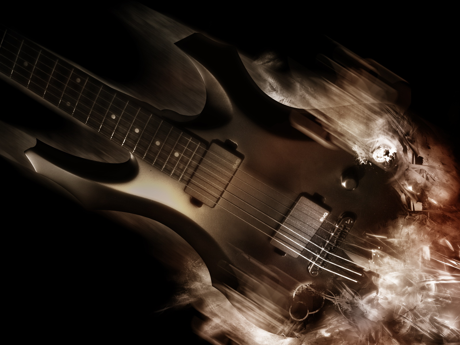 Guitar Rock wallpapers 1600x1200