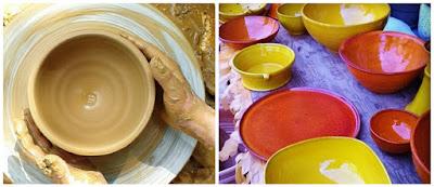 Fira d'artesania i ceràmica de Bisbal 2016
