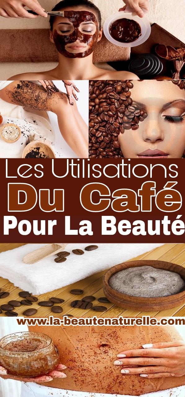 Les utilisations du café pour la beauté