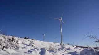 Ветроэнергетика в России: перспективы за Северным полярным кругом!