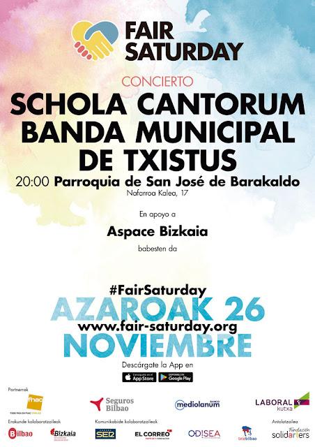 Concierto de la Schola Cantorum