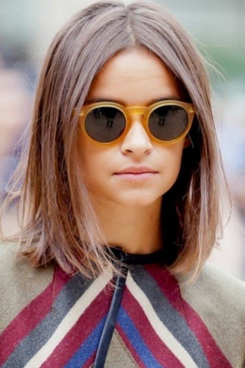 Aguiavoaalto 2014 Women Fashion Trends Cute Long Bob