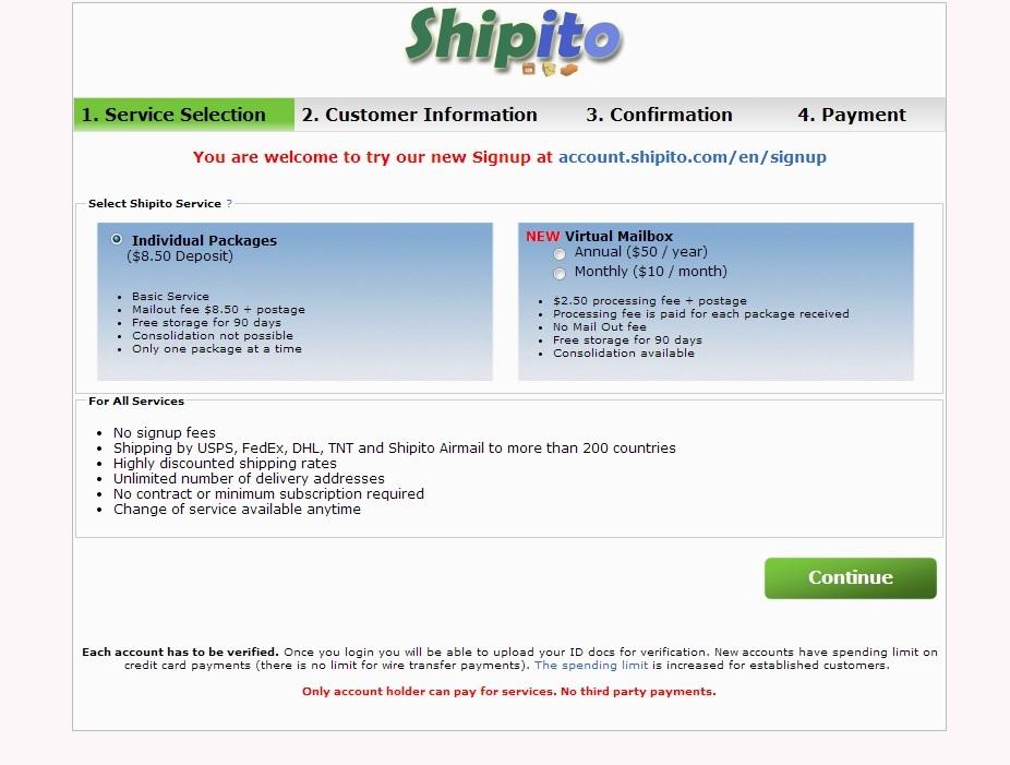 Achetez au pays de l'Oncle Sam grâce à Shipito   Samsworld