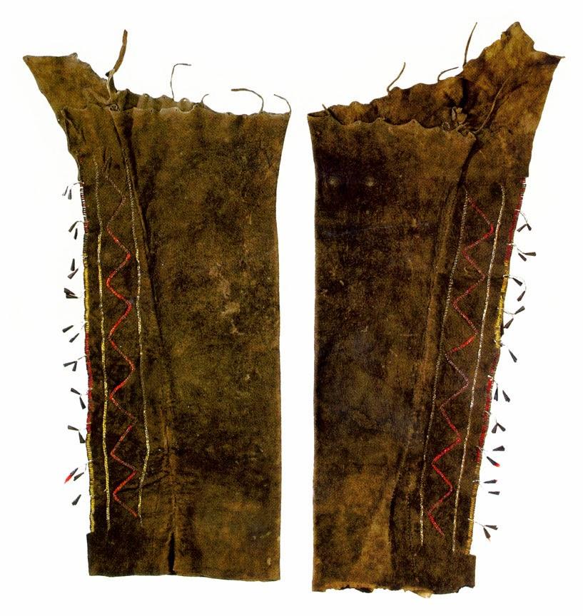 Historic Iroquois and Wabanaki Beadwork: Iroquois Regalia ...
