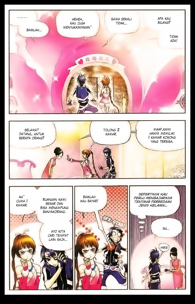 Baca Komik Manga Soul Land Chapter 10 Komik Station