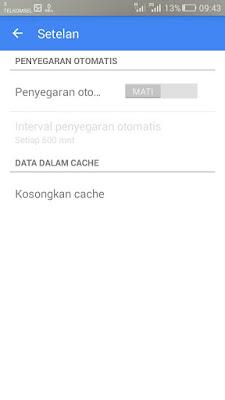 pengaturan app