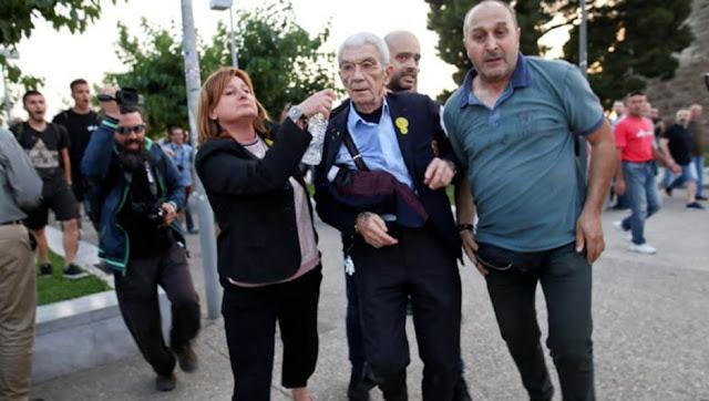 [Ελλάδα]Πρόεδρος αστυνομικών Θεσ/νίκης: Δεν υπήρχαν αρκετοί αστυνομικοί στο σημείο (ΒΙΝΤΕΟ)