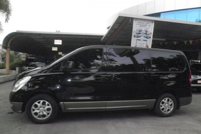Eksterior Samping Hyundai H1