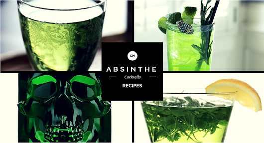 Discover the Best Absinthe Cocktail Recipes