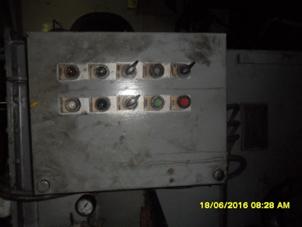 Interface Control Panel