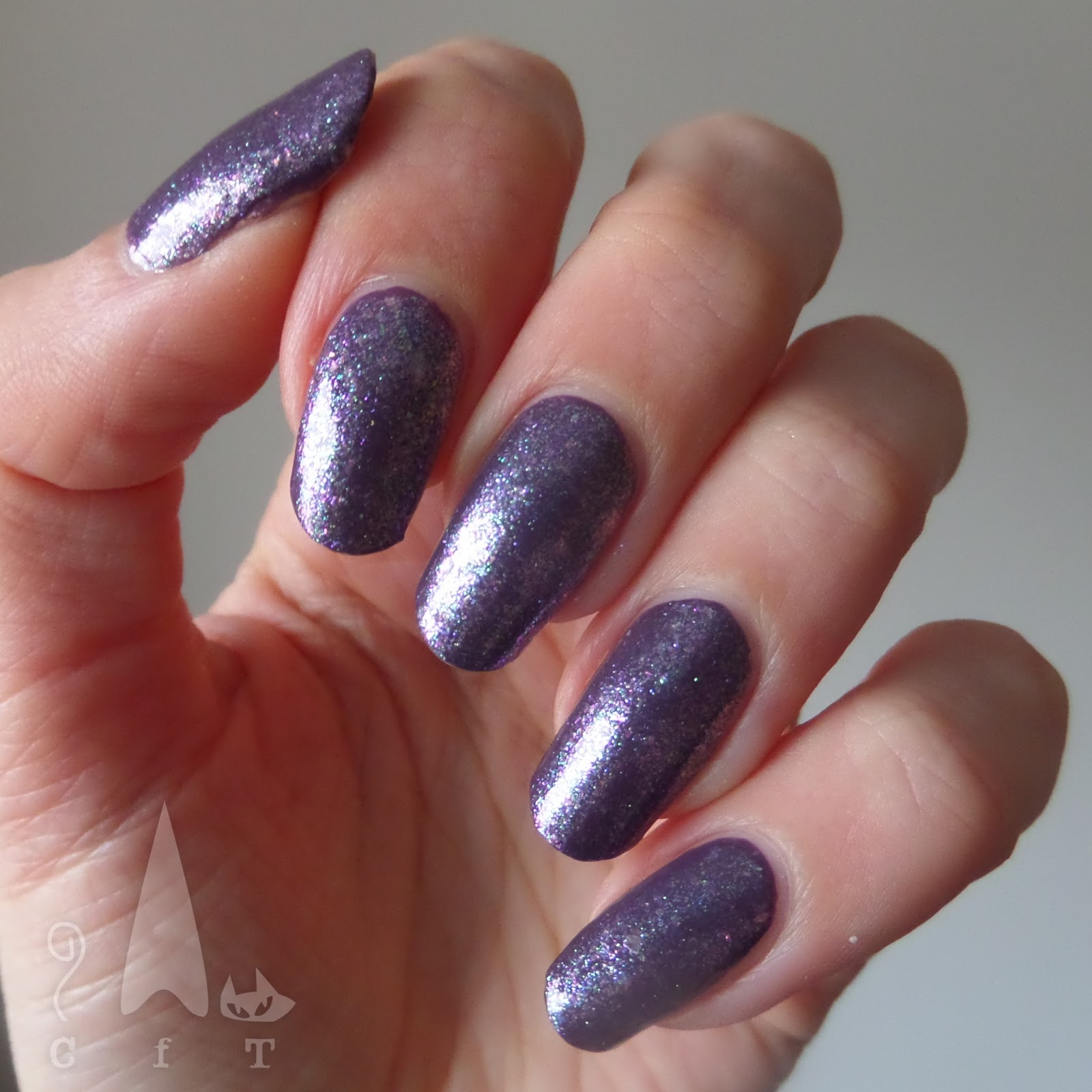 Claws For Thought: Nails Inc Mindfulness Nail Polish