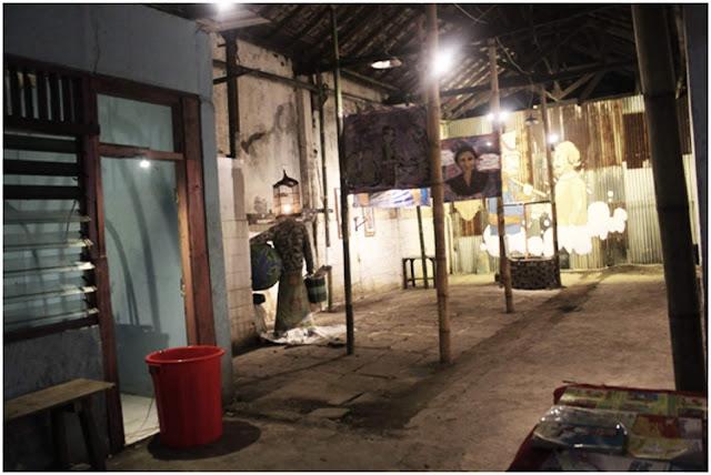 Kampung Bustaman: Teraseni.Com