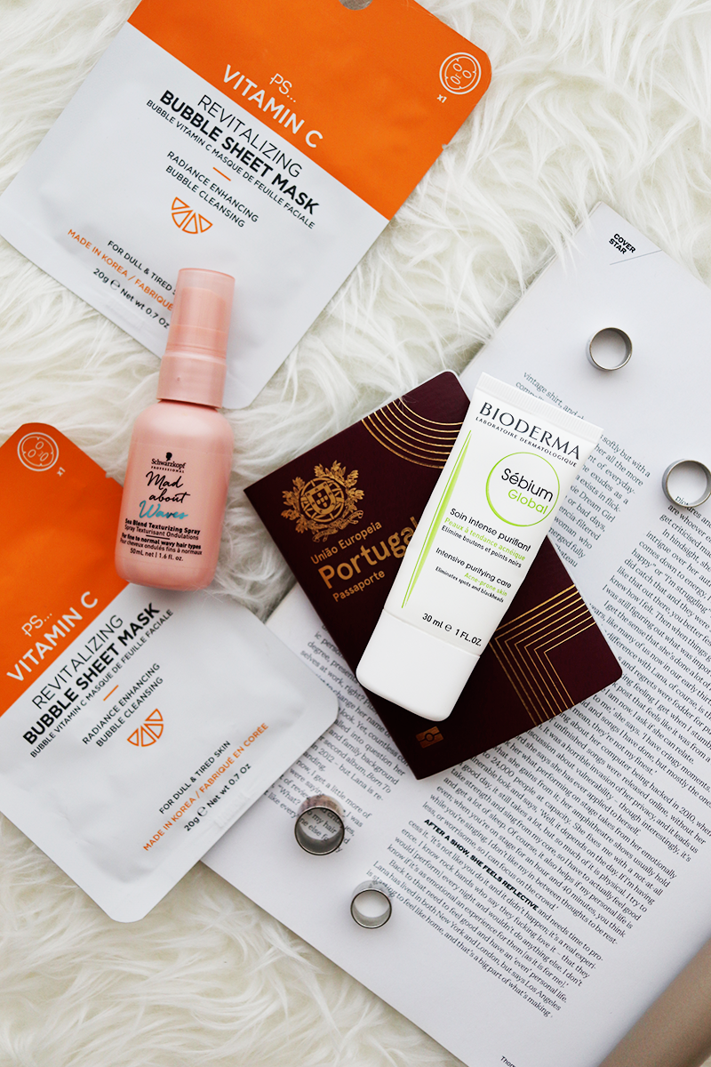 3 Beauty Products I Always Pack When I Travel