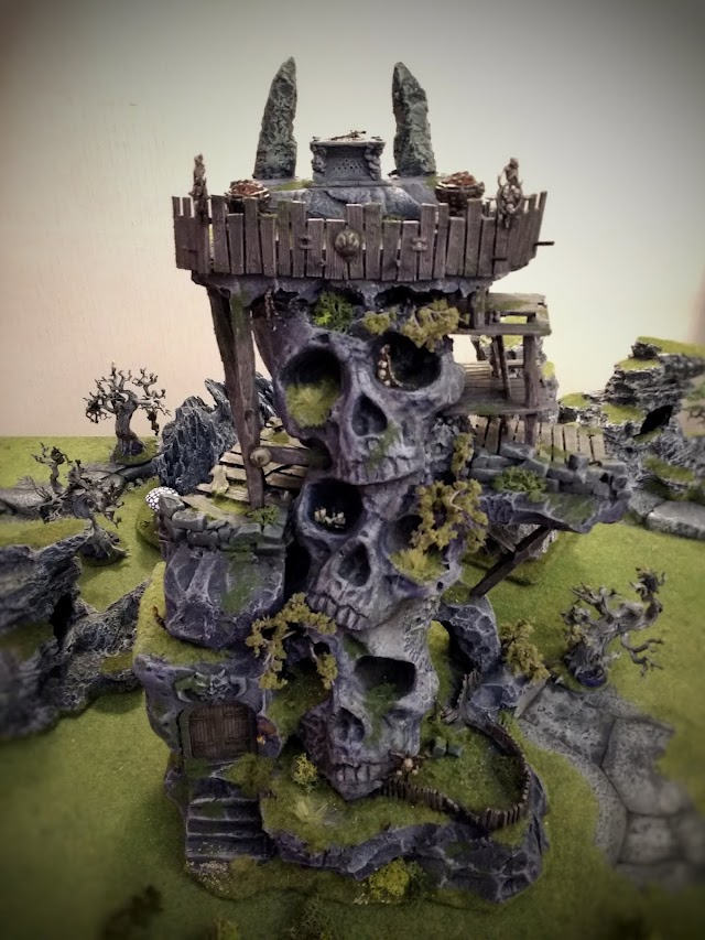 What's On Your Table: Chaos Temple