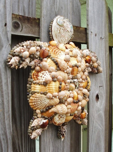 20 diy shell decor ideas to make this summer do it Diy home decor with shells