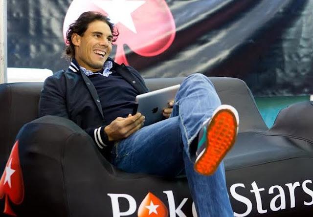 Rafa Nadal abandona PokerStars