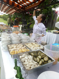 Wedding Catering in Bali