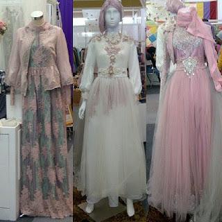 Trend Baju Wisuda Muslimah 2016