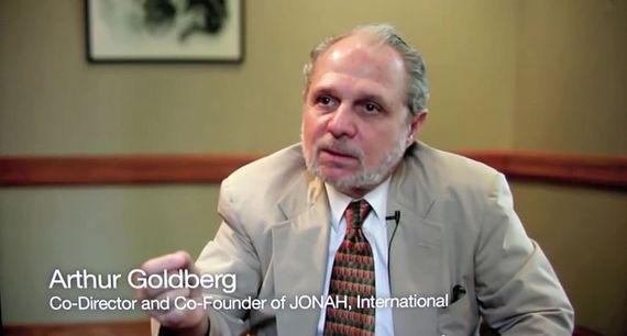 Arthur Abba Goldberg circa 2014