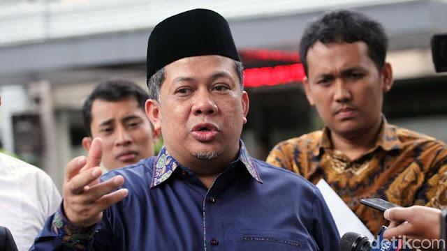 Fahri Hamzah Bongkar Kondisi Keuangan Prabowo Yang Sampai Galang Dana Untuk Nyapres, Ternyata Memang....