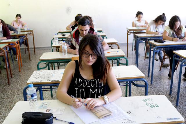Παράταση υποβολής Αίτησης-Δήλωσης για τις πανελλαδικές εξετάσεις μέχρι 30-3-2018