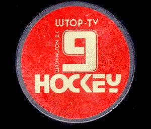 The Capitals' first TV home (1974-77).