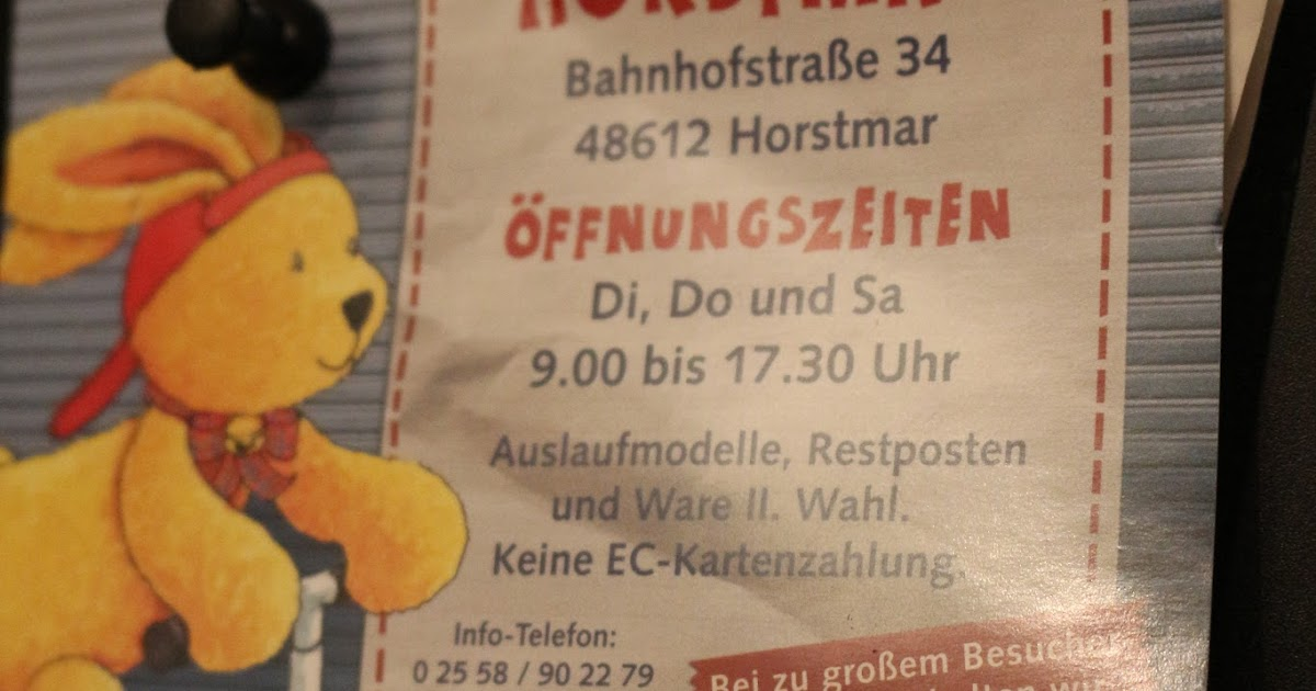 Spiegelburg Horstmar spiegelburg lagerverkauf in horstmar weihnachten 2016 dinge die