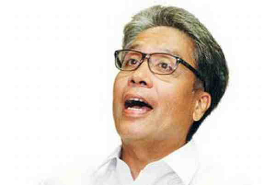 Netizen to Mar Roxas: His mouth is quicker than his thoughts