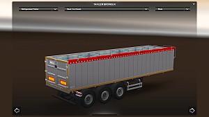 Dumper Mega trailer mod