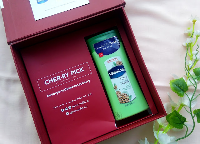 Review  Vaseline Japanese Inspired Body Lotion , pretty-moody.com