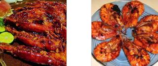 Recipe Shrimp Bakar Sambal Sauce