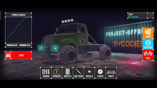[PROJECT: OFFROAD] [20] Apk Mod+Data Free on Android Game Download