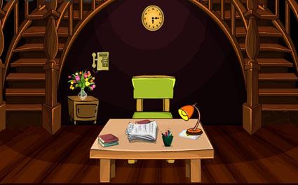 Adventure Game: Escape from Circunstances