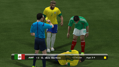 PES 6 Phoenix Patch World Cup 2014 Edition