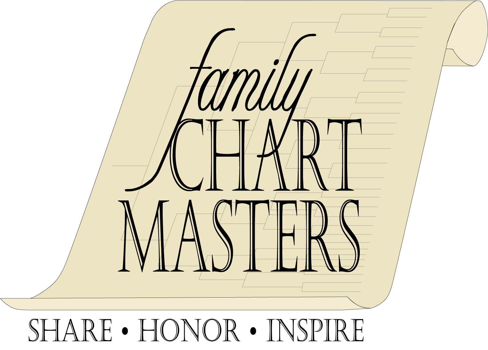 Family Chartmasters Is The Place To Come For Help In Involving Your With Their History We Are An Award Winning Genealogy Chart Printing