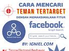 Cara Mencari Teman Tertarget di Facebook GRATIS + Script Add Friend Masal Otomatis