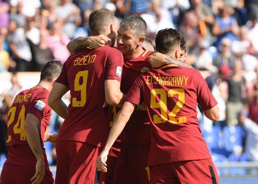 Roma-Udinese Risultato 3-1, il tabellino con i marcatori gol