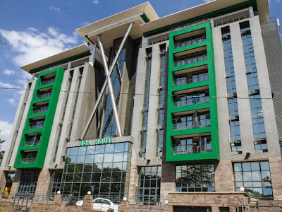 Bank Of Africa Headquarters. PHOTO | FILE