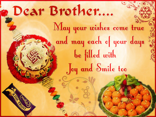Happy Raksha Bandhan 2017 Greetings