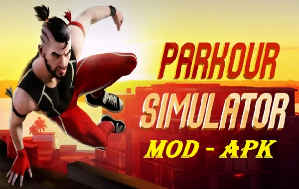 Download Parkour Simulator 3D Mod APK Android Game