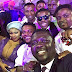 Comedian Seyilaw Shares Photo With Busty Ladies At Oritsefemi's Wedding