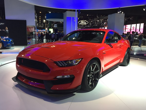 Shelby Mustang GT 350R