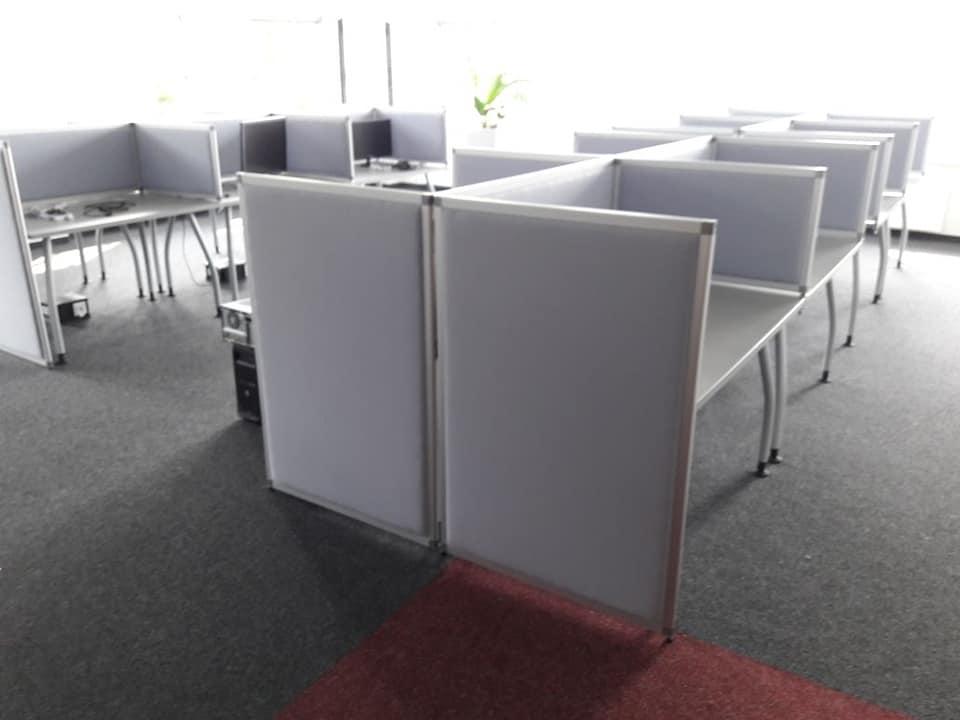 Colour Up Your Office Callcentermöbel Bochum Von Büroeinrichtung