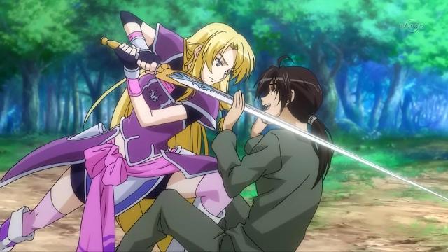 2. Densetsu no Yuusha no Densetsu (The Legend of the Legendary Heroes)