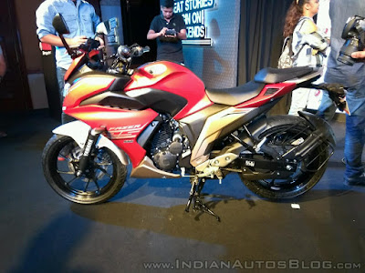 Yamaha Fazer 25 India