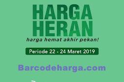 Katalog Promo Toserba Yogya Weekend Terbaru 22 - 24 Maret 2019