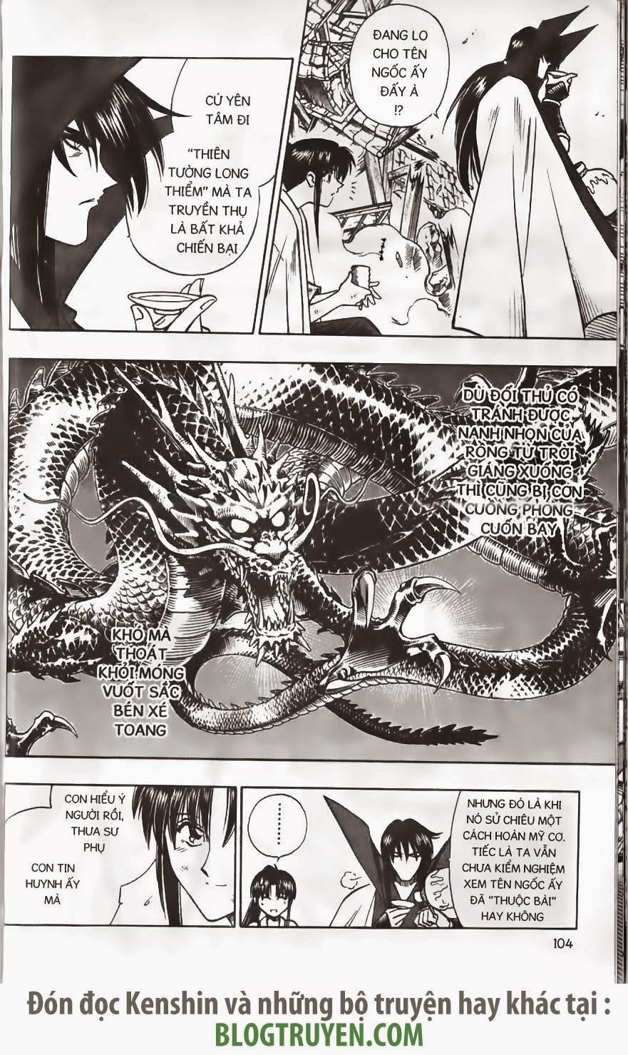 Rurouni Kenshin chap 144 trang 3