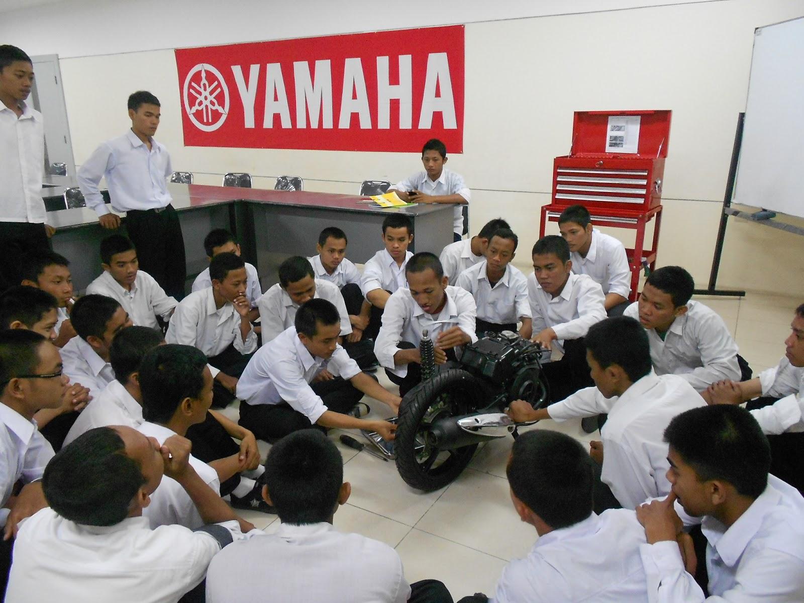 Lowongan Kerja Terbaru PT.Yamaha Indonesia Motor mfg