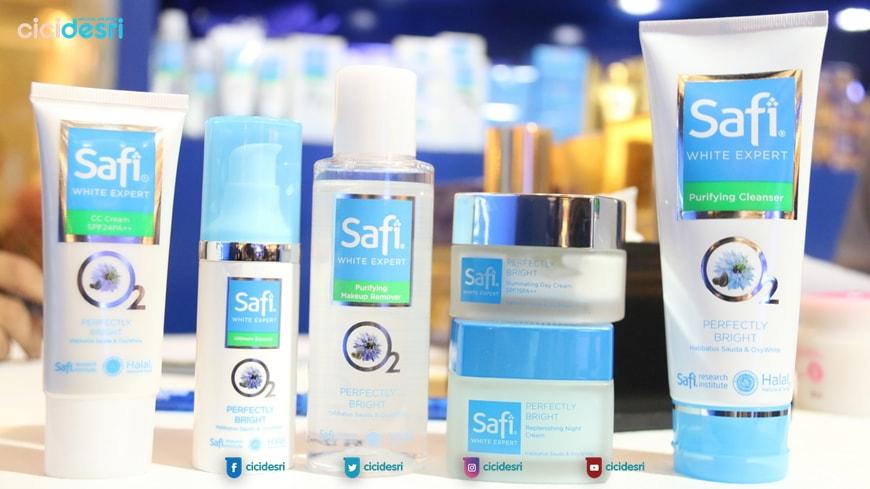 Cream Safi Untuk Kulit Berminyak Dan Berjerawat  Terlaris