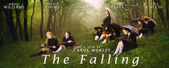 The Falling (2014) BluRay 720p Subtitle Indonesia